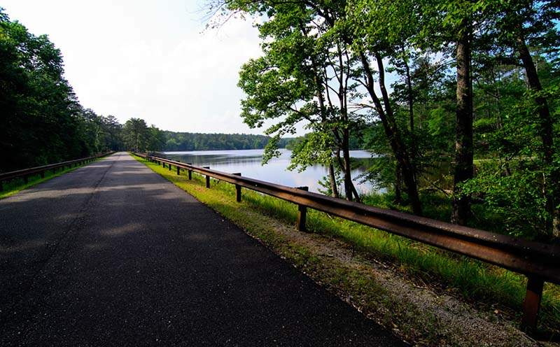 Payne Lake Recreation Area Alabama Birding Trail
